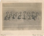 Class of 1896 of the Chicago Kindergarten College