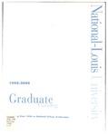 National-Louis University Graduate Catalog, 1998-2000 by National-Louis University