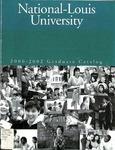 National-Louis University Graduate Catalog, 2000-02