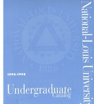 National-Louis University Undergraduate catalog, 1996-98