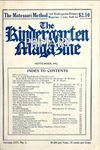 Kindergarten- Primary Magazine, Vol. XXV