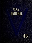 The National, 1943 by National College of Education