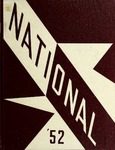 The National, 1952 by National Collge of Education