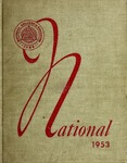 The National, 1953 by National College of Education