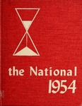 The National, 1954 by National College of Education
