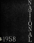 The National, 1958 by National College of Education