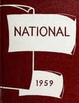 The National, 1959 by National College of Education